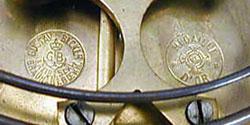 グスタフ・ベッカー Gustav Becker 柱時計 掛時計